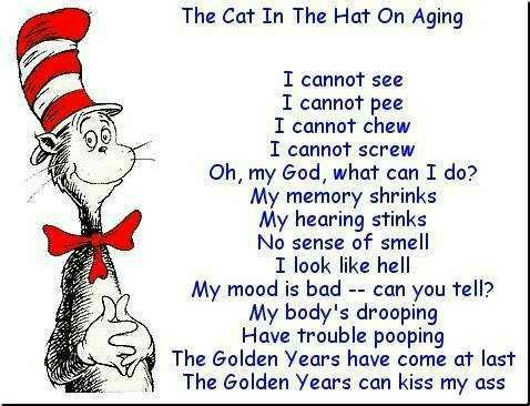 Dr Seuss for adults