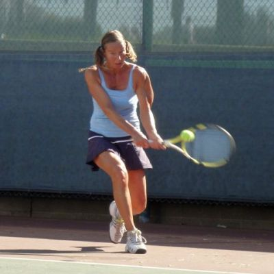 Suzanna McGee - tennis fitness writer