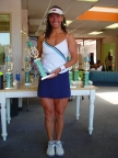 Suzanna's win in the Michelob light finals
